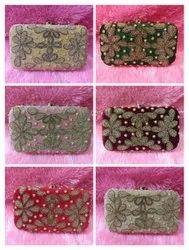Hand Embroidered Handbags