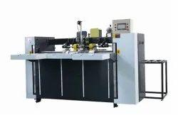Semi Automatic Double Servo Stitching Machine