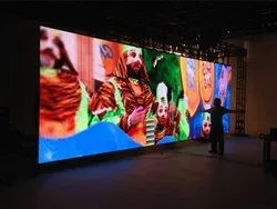 LED Video Wall Screen 12/8 Size for Rent