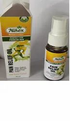 Herbal Pain killer (Relief) Oil