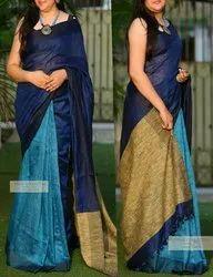 6.3 M (With Blouse Piece) Casual Designer K Cotton Saree