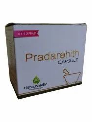 Pradarohith Capsule, 10x10 Capsules, Prescription