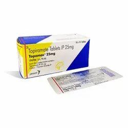 Topamac Tablet (Topiramate)