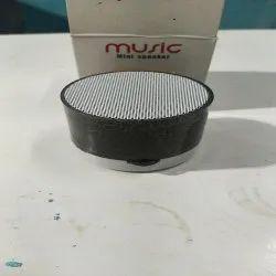 White Music Mini Speaker, For Listening Song, 10 Watts