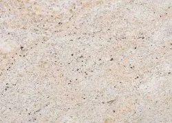 Polished Big Slab Ivory Gold Granite Slabs, Thickness: 17 mm