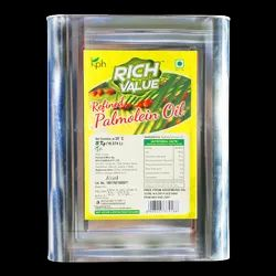 Palmson Mono Saturated Rbd Palm Olein Oil, Packaging Type: Pouched, Packaging Size: 1 litre