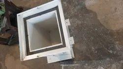 Crescent HEPA Filters Box