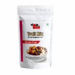 8AM Trail Mix Gluten Free (200gm), 200gms, Packaging Type: Pouch