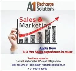 Marketing Sales Manager