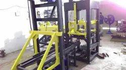 12 KVT Bricks & Block Making Multi Machine