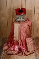 Assam Silk Weaving Saree