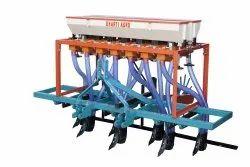 DAE-MT-7-14 Mini Tractor Operated Seed Cum Fertilizer Drill