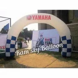 Inflatable Arch for yamaha