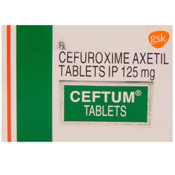 Ceftum Tablet (Cefuroxime)