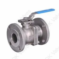A351 CF3 Cast Stainless Steel Ball Valve
