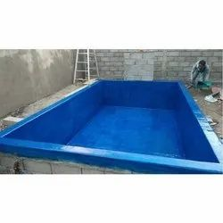FRP Tank Coating Service