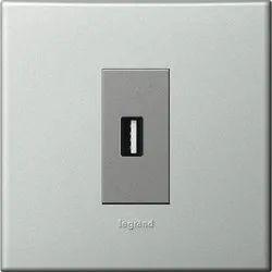 Legrand USB Wall Socket