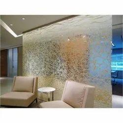 5 MM Decorative Wall Glass