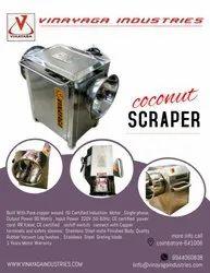 VINAYAGA Electric Coconut Scrapper Machine
