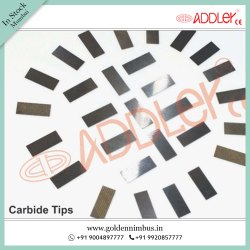 Carbide Tips, For Industrial