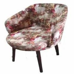 Printed Lounge Chair