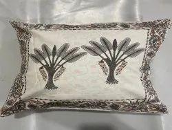 HandBlock Print Cushion Cover