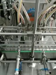 Pharmaceutical Syrup Bottle Packaging Machine