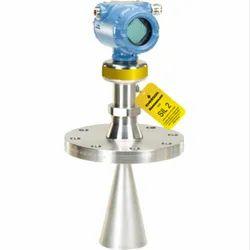 50 Hz Stainless Steel Rosemount Level Transmitter, 60 Degc, Model Name/Number: 5408