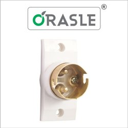 ORASLE Cable Flush Button Holder, Base Type: B22