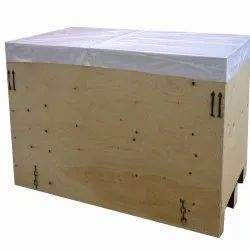 Hard Wood Wooden Packing Box