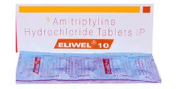 Amitriptyline Hydrochloride Tablets IP, Antidepressant