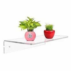 Acrylic Bend Shelf