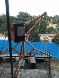 IMC 500 Material Lifting Crane