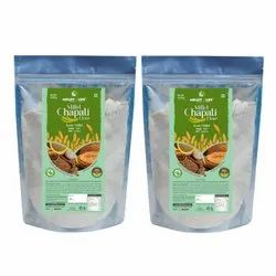 Whole Wheat Millet Life Kodo Chapatti Flour, 200 G, Packaging Type: Packet