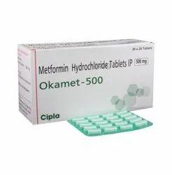 Okamet 500 Tablet