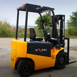 Electrical_ Battery Operated Forklift Rental Services