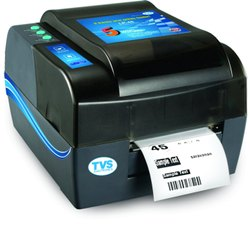 TVS LP-45 4Inch Desktop Barcode Label Printer