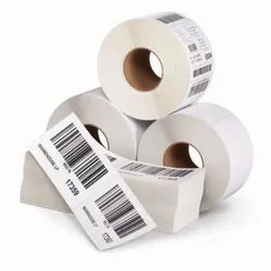 Warehouse Barcode Label