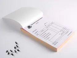 Paper Bill-Book Printing Service, in Pan India
