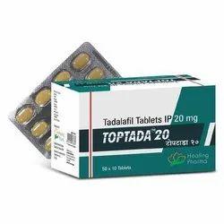 Toptada 20 Mg (Tadalafil)