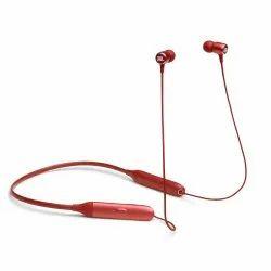 JBL LIVE220BT Red In-Ear Wireless Neckband Headphones, 31 G