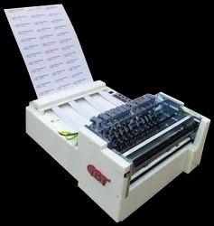 Auto Half Cutting Machine MC - 212  (A4)