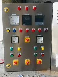 Wall Mounted RO Plant Control Panel