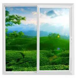 Lesso 4x4 Feet UPVC Sliding Window