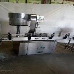 Fully Automatic ROPP Cap Sealing Machine