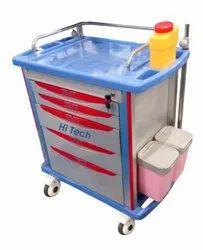 Hi Tech Multicolor Serving Trolleys
