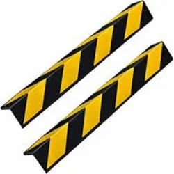 Corner Guard L Shape Black & Yellow