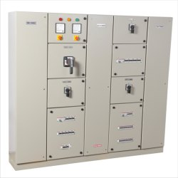 420V Power Panel, Degree of Protection: IP55