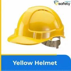Safety Yellow Helmet