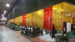 PVC Strip Curtains